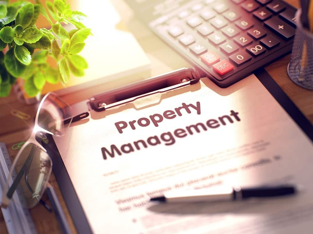 What is property managament